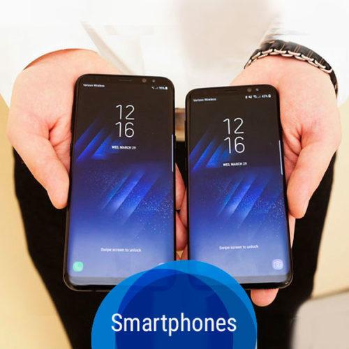 CLX Samsung Smartphones