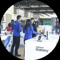 Empresa y sociedad Samsung