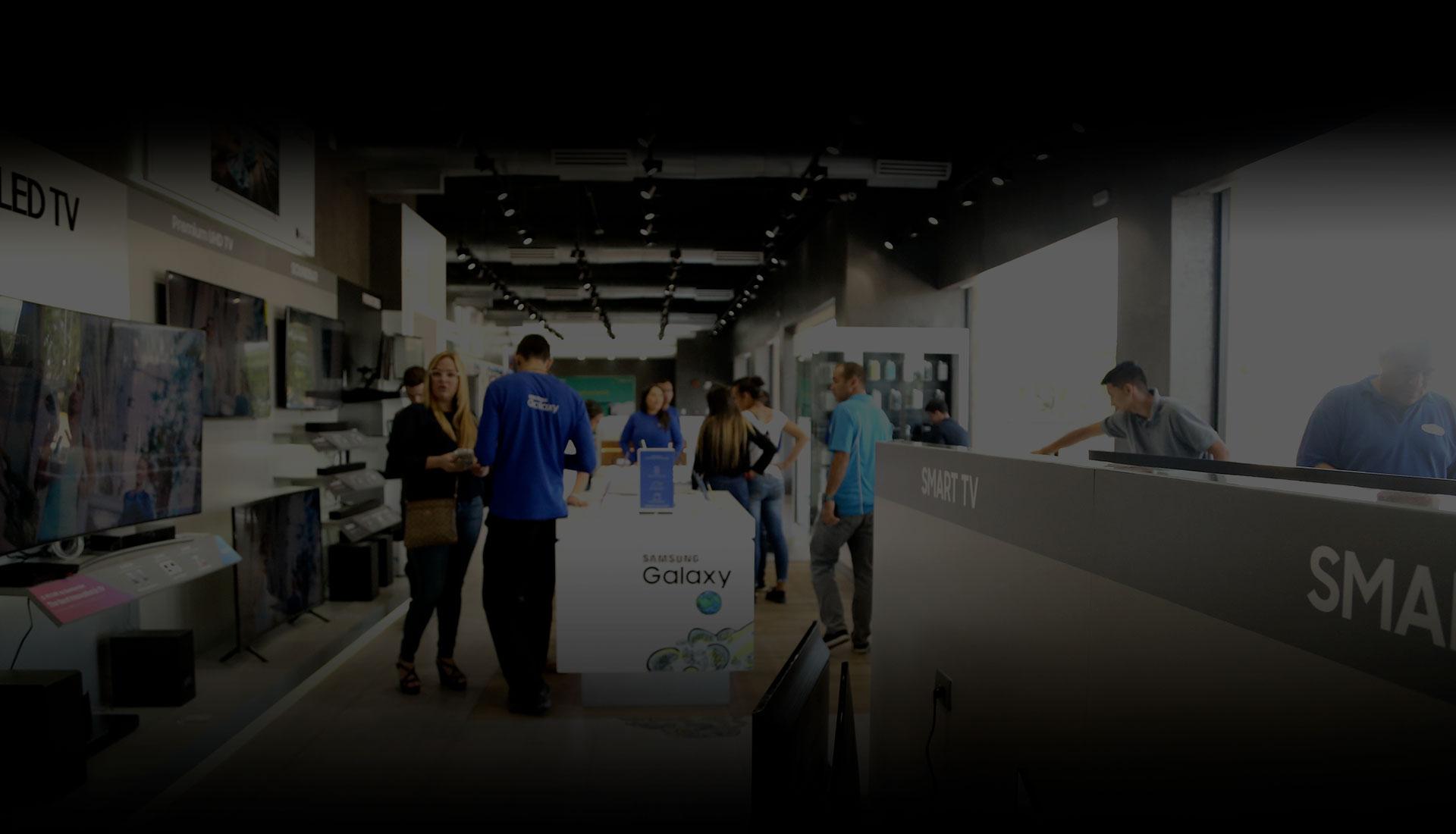 CLX los guayos Valencia Samsung