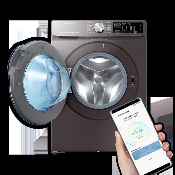 Lavadora Q-Rator Samsung