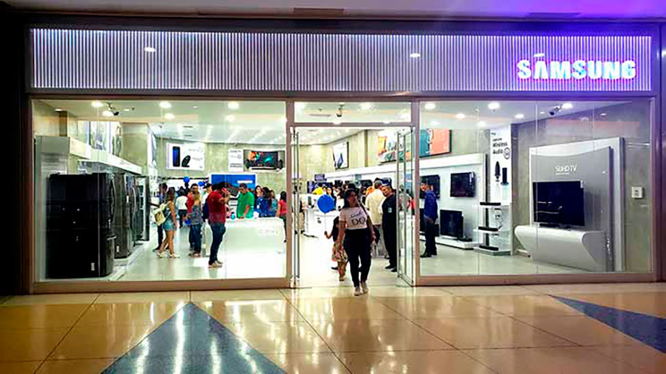 Tienda CLX Maracaibo - CLX Latin