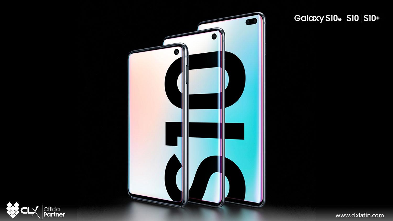 Samsung Galaxy S10 - CLX Latin