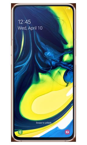 CLX Samsung Galaxy A80