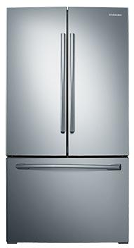 French Door 26 Ft, fábrica de hielo con Power Freeze y Power Cool - CLX Samsung