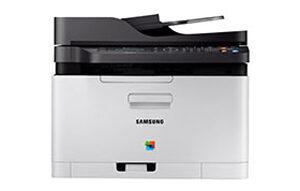 Impresora láser multifunción a color Samsung Xpress - CLX Latin