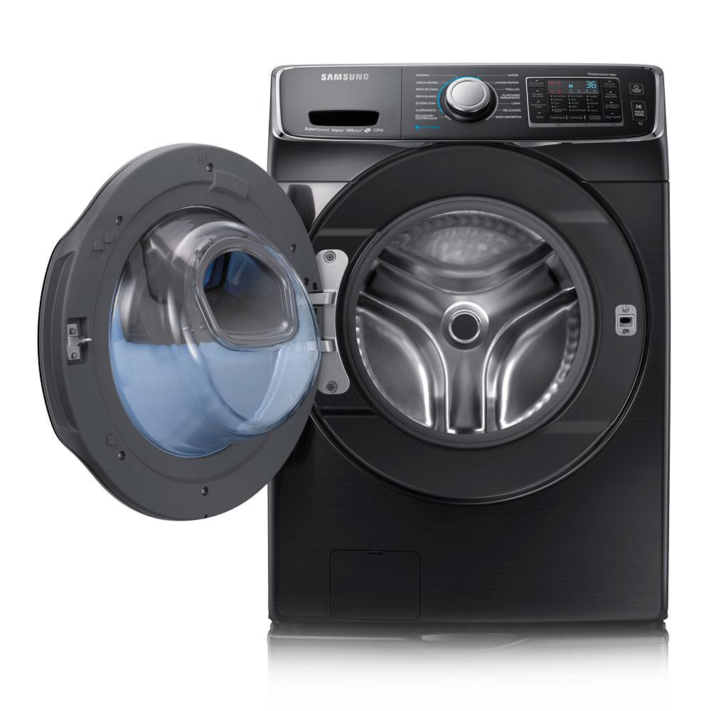 lavadora con carga frontal samsung