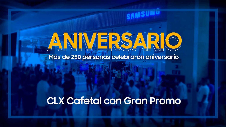 Aniversario de CLX Cafetal - CLX Latin