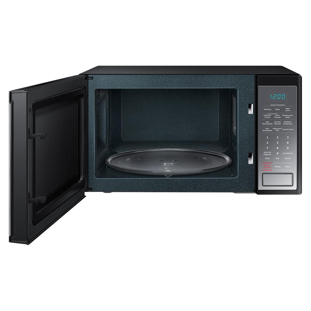 microondas samsung con Calentador de Alimentos