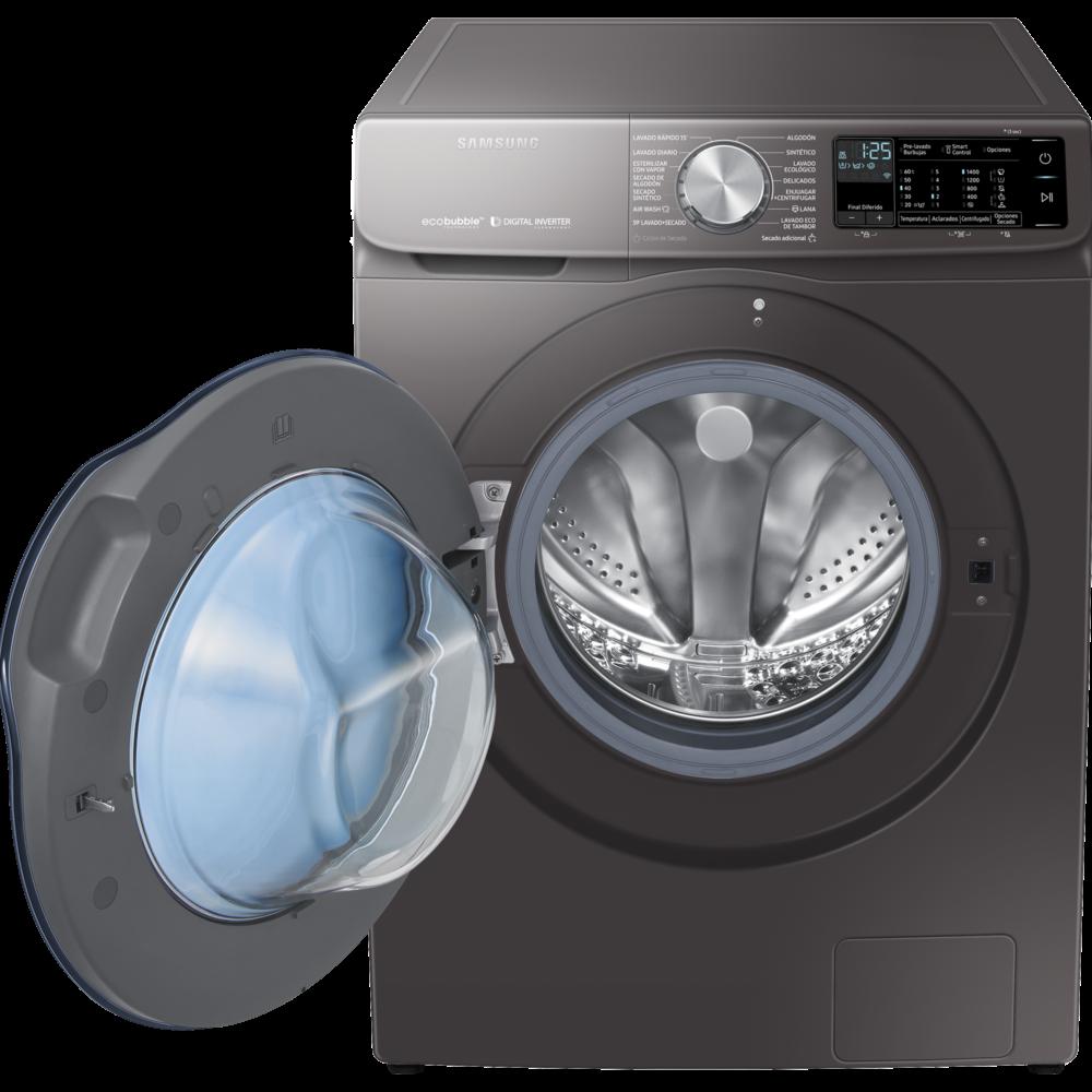 Q-Rator con inteligencia artificial lavadora - CLX Latin