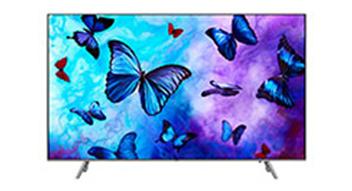 Televisor 55 QLED Flat Smart TV 4K 2018 - CLX Latin
