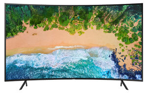 Samsung UHD Curvo 4K