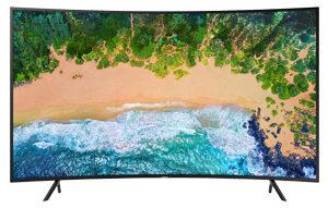 Televisor 55 UHD Curvo Smart TV 4K (2018) - CLX Latin