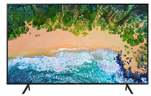 "Televisor 58"" UHD Flat Smart TV 4K 2018 - CLX Latin"