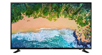 Televisor Samsung 4k UHD