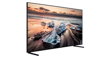 Televisor 82 Class QLED Smart 8K UHD TV 2019 - CLX Latin