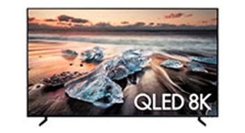 Televisor 85 Class QLED Smart 8K UHD TV (2018) - CLX Latin