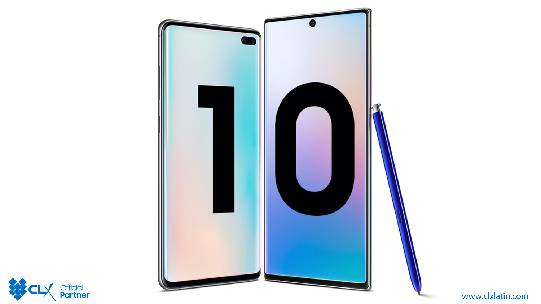 Android 10 para Samsung