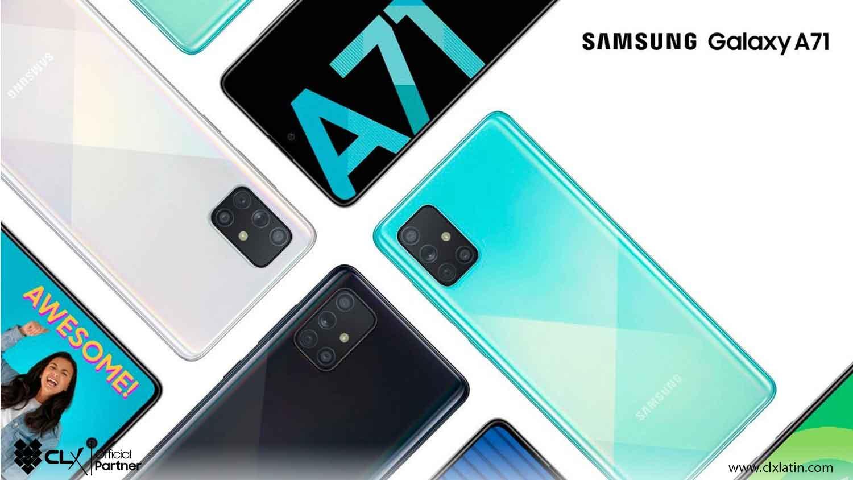 Samsung-galaxy-a71 - CLX Latin