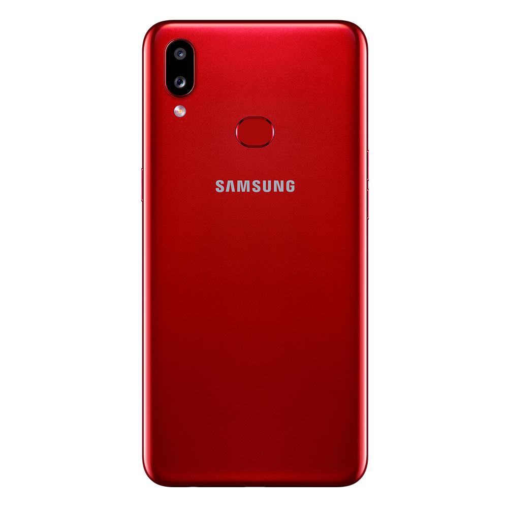 Samsung Galaxy A10s Red - CLX Latin
