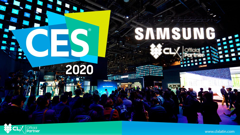 CES 2020 - clx