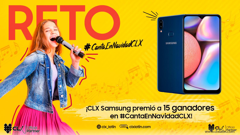 ganadores canta con clx -CLX Latin