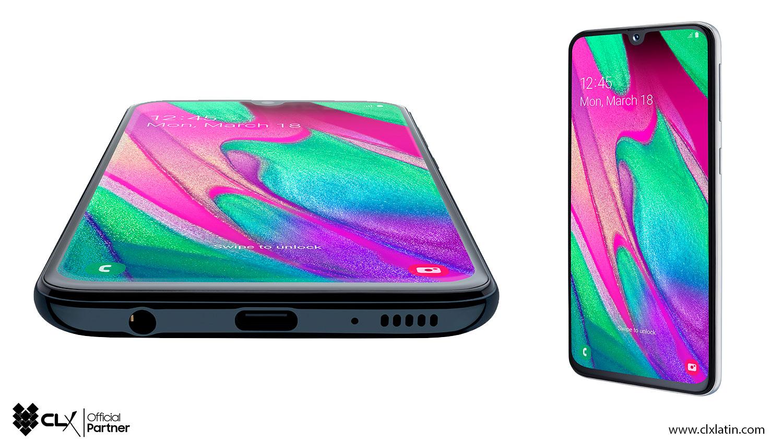 Samsung Galaxy a40 - CLX Latin