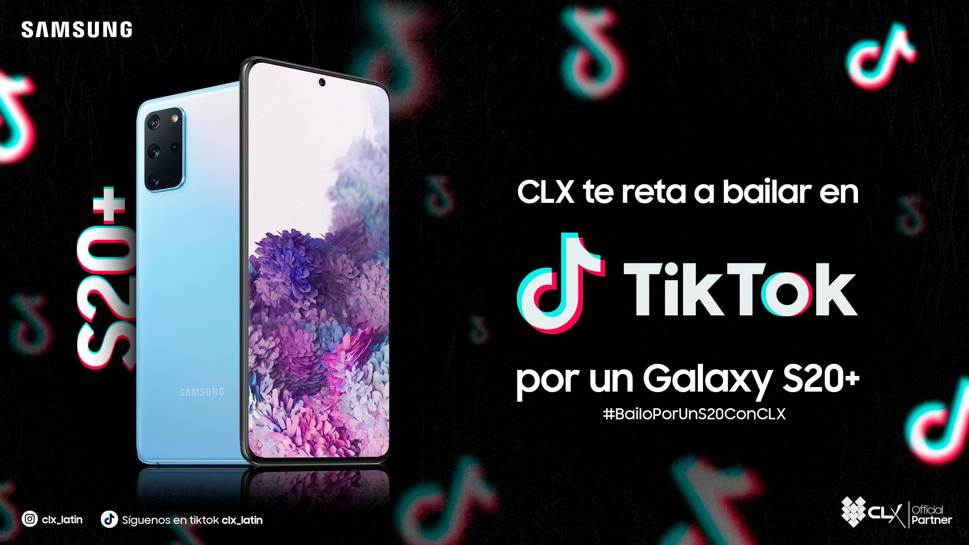reto de CLX Samsung