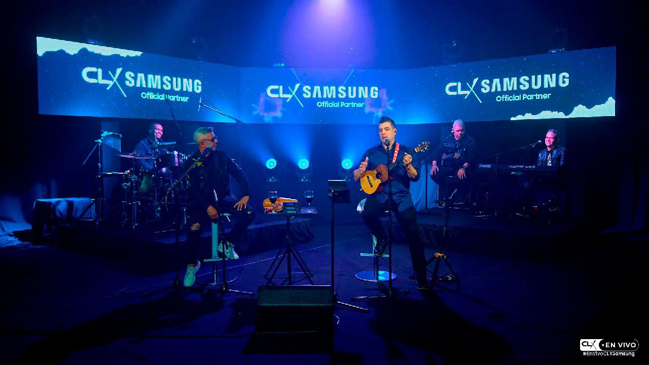 en vivo clx samsung 1