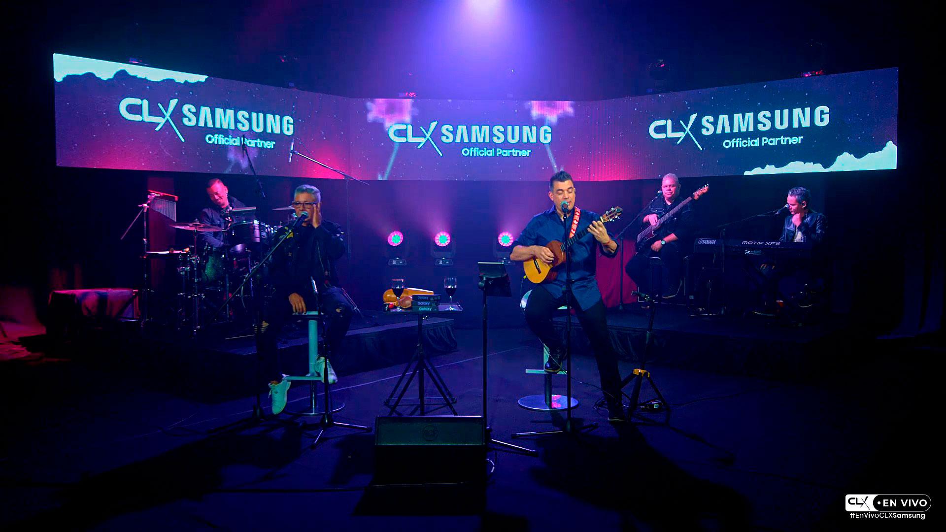 en vivo clx samsung 3