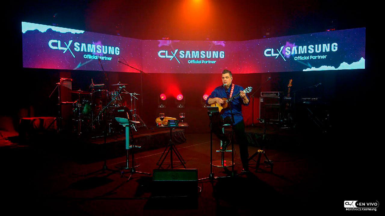 en vivo clx samsung 5