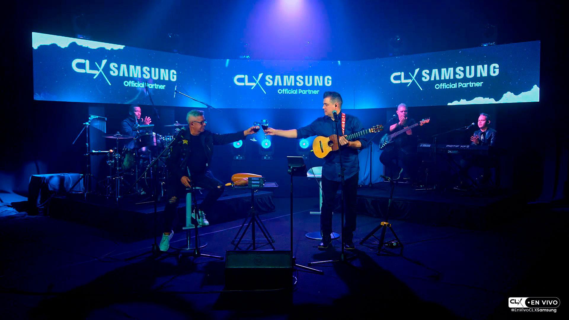 en vivo clx samsung 6