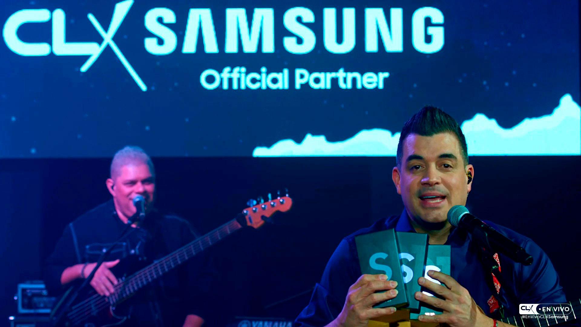 en vivo clx samsung 7