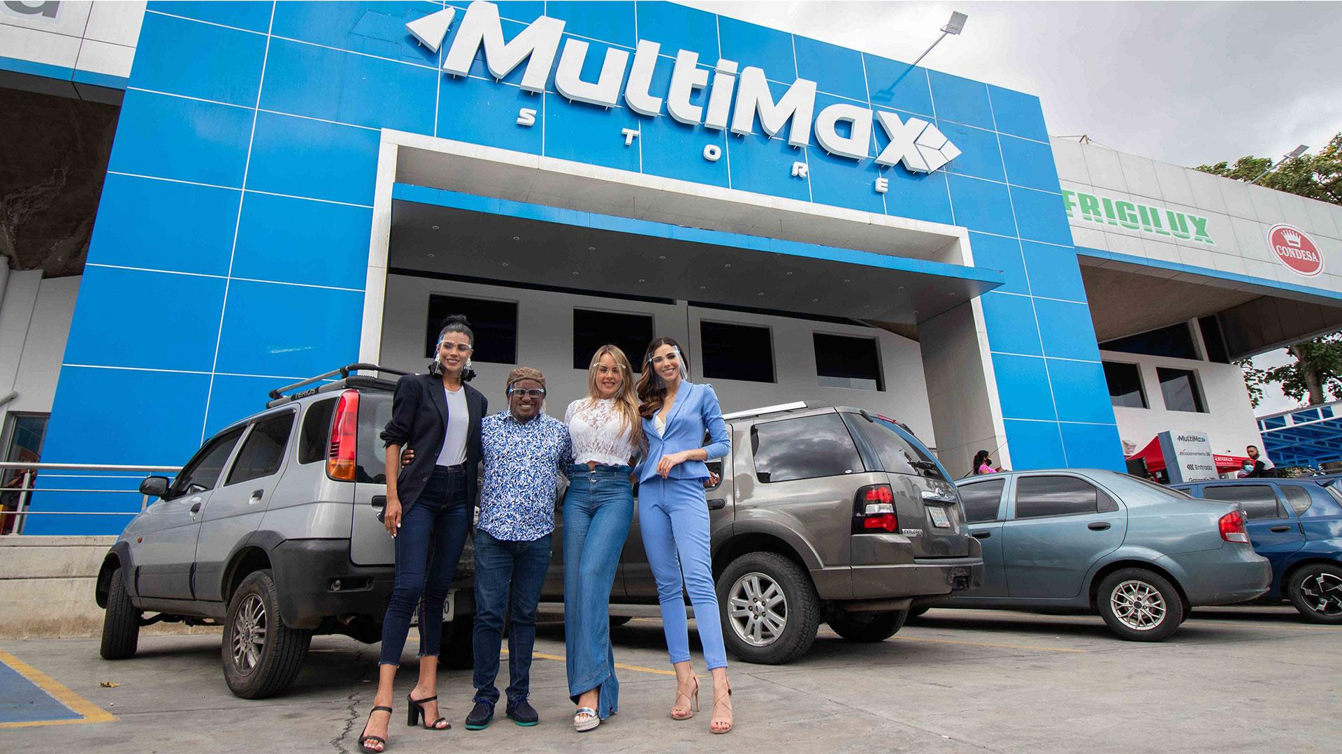 Multimax Los Cortijos 4